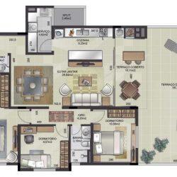 Apartamento 307