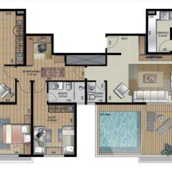 Apartamento 1102